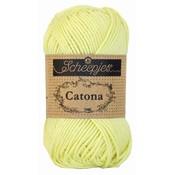 Scheepjes Catona 10 gram Lemon Chiffon (100)