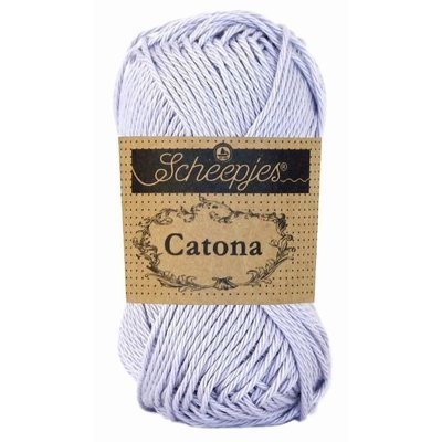 Scheepjes Catona 10 gram Lilac Mist (399)