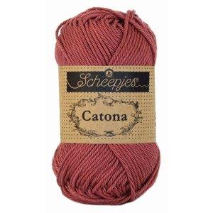 Scheepjes Catona 10 gram Rose Wine (396)