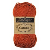 Scheepjes Catona 10 gram Rust (388)