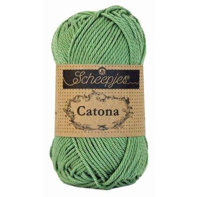 Scheepjes Catona 10 gram Sage Green (212)