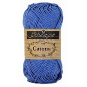Scheepjes Catona 25 gram Capri Blue (261)
