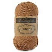 Scheepjes Catona 25 gram Hazelnut (503)
