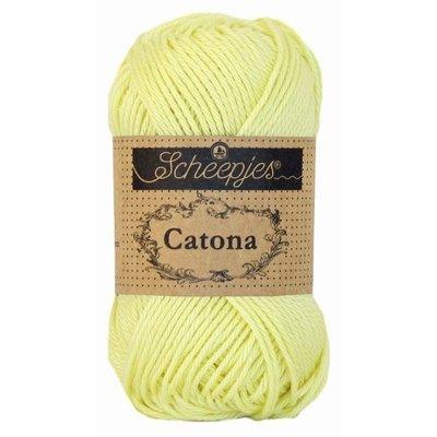 Scheepjes Catona 25 gram Lemon Chiffon (100)