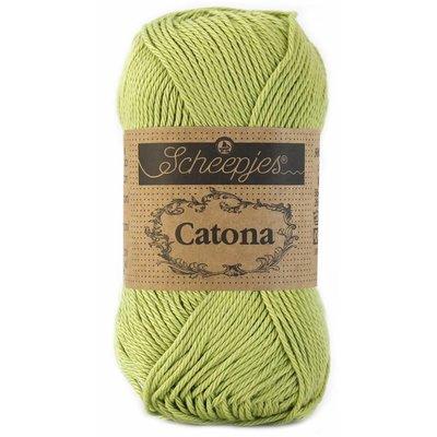Scheepjes Catona 25 gram Lime (512)