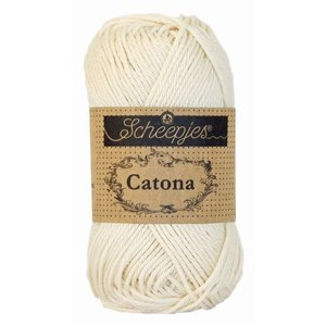Scheepjes Catona 25 gram Old Lace (130)