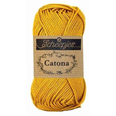 Scheepjes Catona 25 gram Saffron (249)