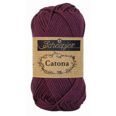 Scheepjes Catona 25 gram Shadow Purple (394)