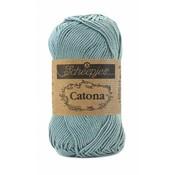 Scheepjes Catona 25 gram Silver Blue (528)