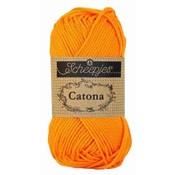 Scheepjes Catona 25 gram Tangerine (281)