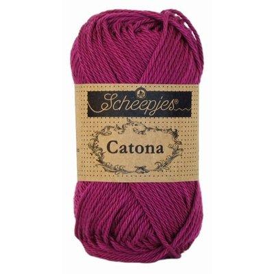 Scheepjes Catona 50 Tyrian Purple (128)