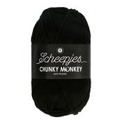 Scheepjes Chunky Monkey Black (1002)