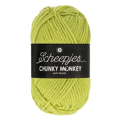 Scheepjes Chunky Monkey Chartreuse (1822)