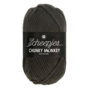 Scheepjes Chunky Monkey Dark Grey (2018)