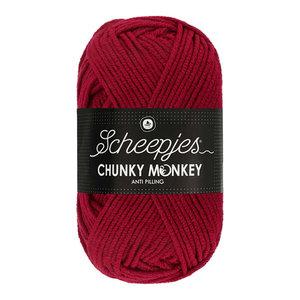 Scheepjes Chunky Monkey Garnet (1123)