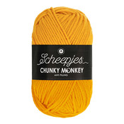 Scheepjes Chunky Monkey Golden Yellow (1114)