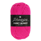 Scheepjes Chunky Monkey Hot Pink (1257)