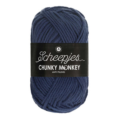 Scheepjes Chunky Monkey Navy (2005)