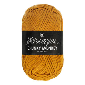 Scheepjes Chunky Monkey Ochre (1709)