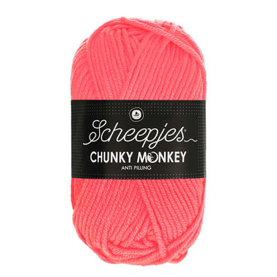Scheepjes Chunky Monkey Punch (2013)