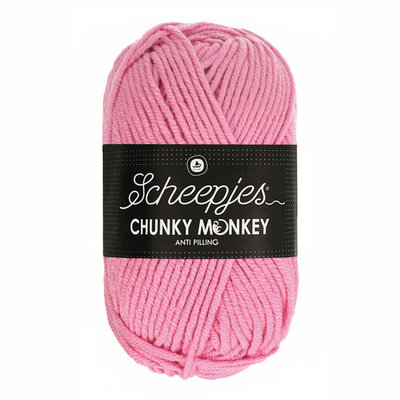 Scheepjes Chunky Monkey Rose (1241)