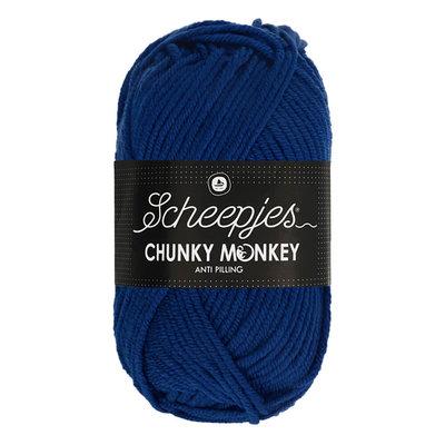 Scheepjes Chunky Monkey Royal Blue (1117)
