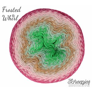 Scheepjes Frosted Whirl Skinny Cream (322)