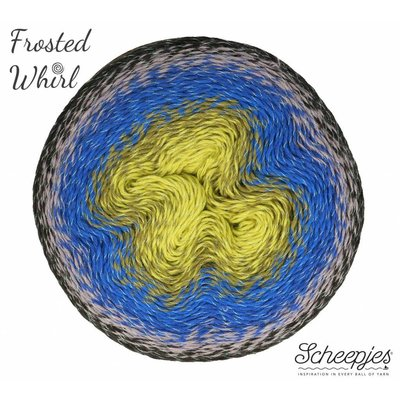 Scheepjes Frosted Whirl Yummy Tummy (321)