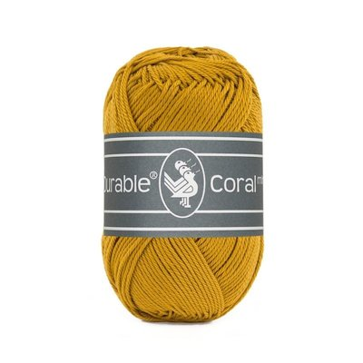Durable Coral Mini Curry (2211)