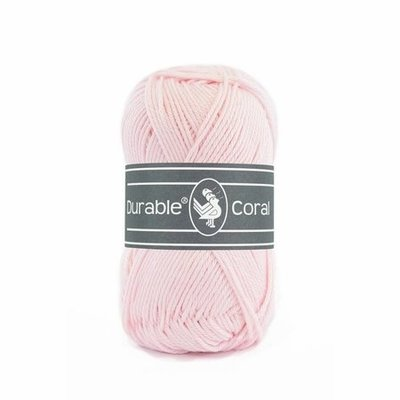 Durable Coral Mini Light Pink (203)