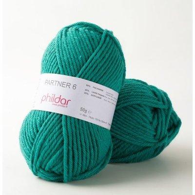Phildar Partner 6 Emeraude (2099)