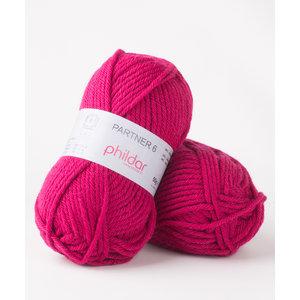 Phildar Partner 6 Naturel Framboise (2275)