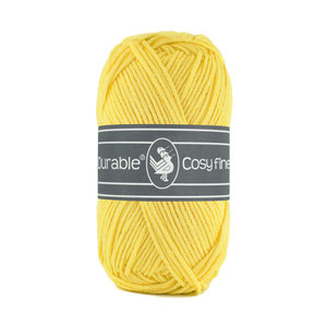 Durable Cosy Fine Bright Yellow (2180)