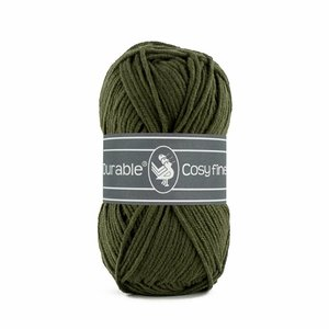 Durable Cosy Fine Dark Olive (2149)