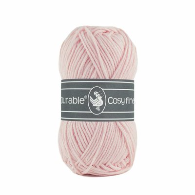 Durable Cosy Fine Light pink (203)
