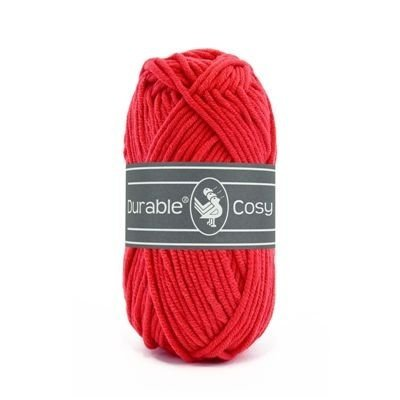 Durable Cosy Red (316)