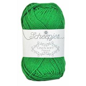 Scheepjes Linen Soft groen (606)