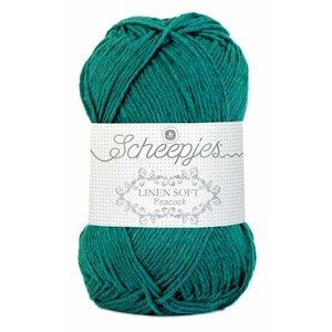 Scheepjes Linen Soft jade (608)