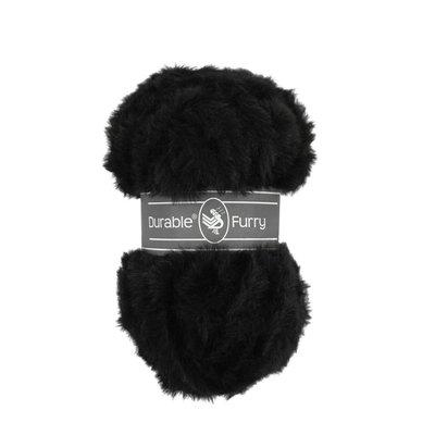 Durable Furry Black (325)