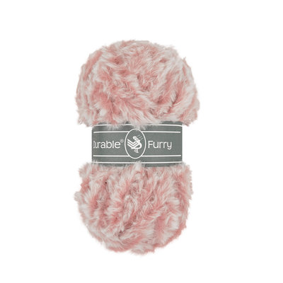 Durable Furry Vintage Pink (225)
