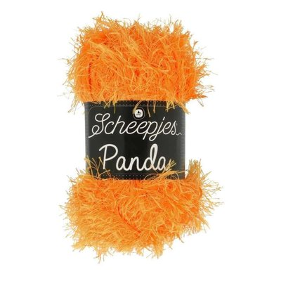 Scheepjes Panda oranje (587)