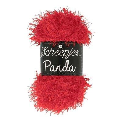 Scheepjes Panda rood (588)