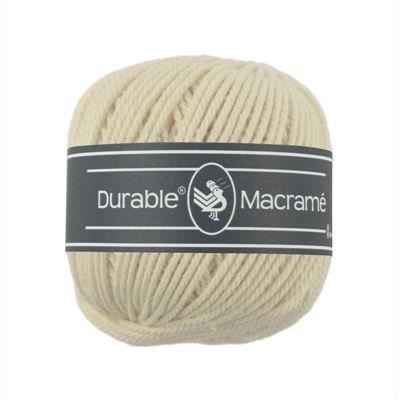 Durable Macramé Cream (2172)
