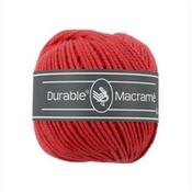 Durable Macramé Red (316)