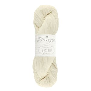 Scheepjes Skies Light Undyed (118)