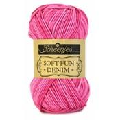 Scheepjes Softfun denim pink (503)