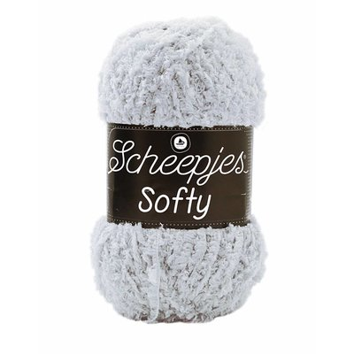Scheepjes Softy Grijs (493)