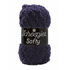 Scheepjes Softy Marineblauw (484)