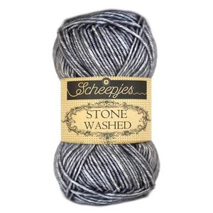 Scheepjes Stone Washed Smokey Quartz (802)