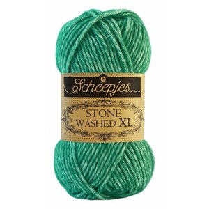 Scheepjes Stone Washed XL Malachite (865)